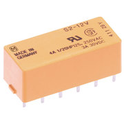Panasonic S412ULCSAD 4A Power Relay S4-12VDC,