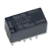 2A 12VDC DPDT NON-LATCHING PCB Signal Relays - TX2-12V