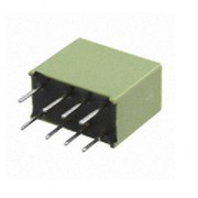 1A 24VDC DPDT NON-LATCHING Low Signal Relay - AGN20024