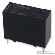 8A SPST-NO,  250VAC Latching Single Coil Relay - ADW1112TW