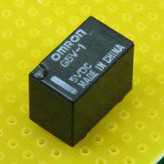 THRUHOLE HI-SENS LOW SIGNAL RELAYS - G5V-1-DC5