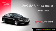 Buy Jaguar XF 2.2 Diesel,  2013 Model Now