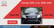 For Sale - New-Condition Honda CRV 2.4L 4WD AVN