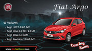 New Fiat Argo In India