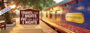 EARLY BIRD Offer by Deccan Odyssey - Luxury Train in India