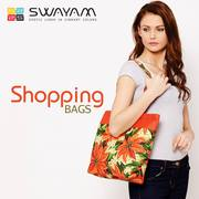 Buy Fashionable Shopping Bags Online that Complements Your Trendy Look