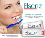Anti-cavity&Anti-sensitivity Toothpaste in India– ELSENZ www.elsenz.in