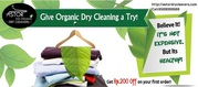 Organic Dry Cleaning Services Faridabad And Gurgaon
