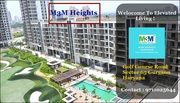 Luxurious Apartments For Sale  @ M3M Heights Sector 65 Gurgaon