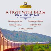 Luxury Train Journeys in India - Deccan Odyssey train Tour