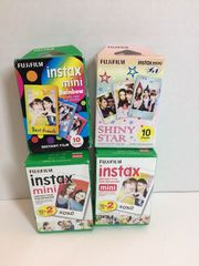 Instax Mini 8 Camera With Case Selfie 50 picies - Cameras for sale