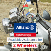 24x7 Day Motorcycle Roadside Assistance