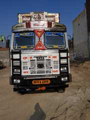 Want to sale a truck Second owner  travel in rodi dust supply registration gurgaon