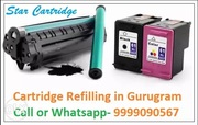 Printer Cartridge Refilling in Gurugram - Star Cartridge
