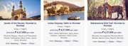 Deccan Odyssey - Luxury Train Tour in India