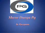 PG for boys in Gurgaon