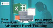 Best Advanced excel Training in Gurgaon | SLA Consultants Gurgaon