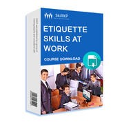 Workplace Etiquette Skills Training Material