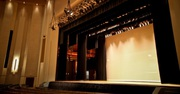 Rear Stage Curtain