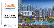 Buy the best of shapoorji pallonji apartments now in gurgaon dwarka ex