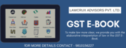 GST E-Book |Updated Law Acts & Tax Policies