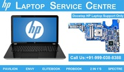 Authorized HP Laptop Service Center Near Me In Gurugram