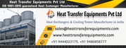 Heat exchanger - Heat Transfer Equipments