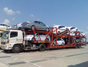 Move your car with car moving companies in Gurgaon,  Delhi