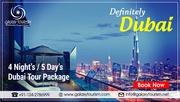 Destination Management Company Dubai Honeymoon Package - GalaxyTourism