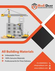 Building Material Suppliers in India