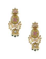 Shop for Traditional Earrings to complete your traditional look