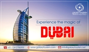Book DMC of Dubai B2B tour packages from India at the best price