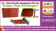 Heat Exchanger Haryana Heat Transfer Equipments
