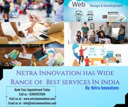 Netra Innovation has Wide Range of  Best services In India