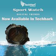 Mens Watches | Buy Techhark Digital Sport Watches for Men Online