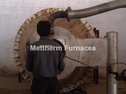 Mettherm offering the best Aluminium melting furnace Services In India