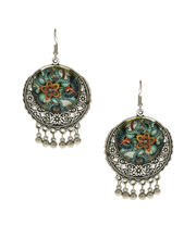 Check out the collection of navratri earrings and navratri jewellery