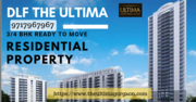 DLF The Ultima Gurgaon - 4 BHK spacious apartments