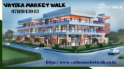Vatika Market Walk in Sector 82A Gurgaon - Floor Plan,  Price List
