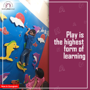 The Best Early Learning School For Kids   Building Kidz India