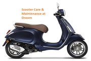 Get Valuable Scooter Care And Maintenance Tips   Droom