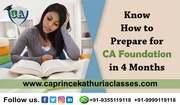 Best CA CS Coaching Institute In Sohna