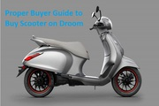 Proper Buyer Guide to Buy Scooter on Droom