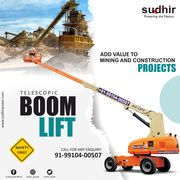 Awp lift Equipment Hire| Material Handling Equipment
