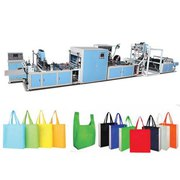 High Quality Non woven Bag Making Machine